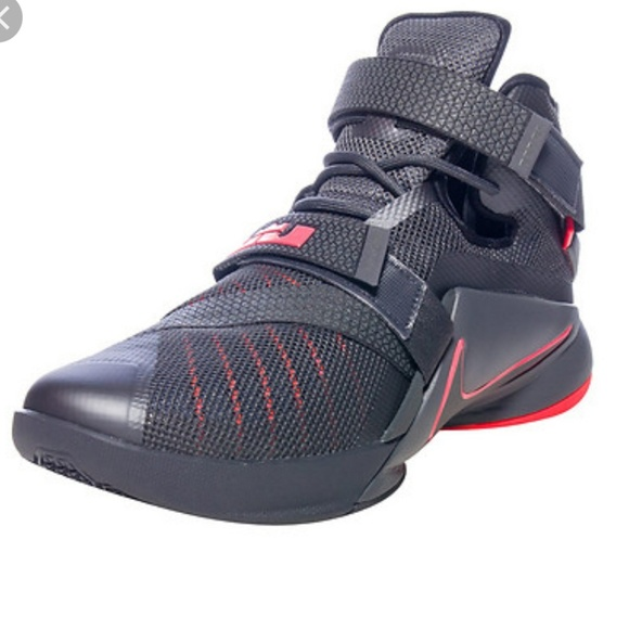 best loved 82375 fc9bb Nike Lebron Soldier IX PM Basketball Shoes Size 9